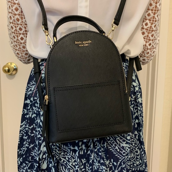 kate spade Handbags - KATE SPADE MINI CONVERTIBLE BACKPACK CROSSBODY